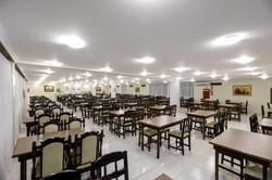 Mirante Hotel - Área do café da manhã
