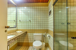 Aldeia da Praia Hotel - Apto- Banheiro