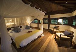 Txai Resort Itacaré - Bangalô premium - Quarto