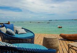 Village Paraíso Tropical -  vista do hotel