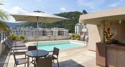 Premier Copacabana Hotel  - Bar da Piscina