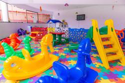 Vilage Inn All Inclusive Poços de Caldas- Espaço Kids - Área interna