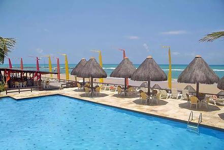 Ocaporã All Inclusive - Acesso à praia.w
