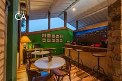 Hotel Canto das Águas - Bar do hotel
