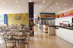 Hotel Estação 101 Itajaí - Restaurante (1)