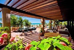 Carmel Charme Resort - area externa