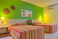 Aldeia da Praia Hotel - Apto triplo