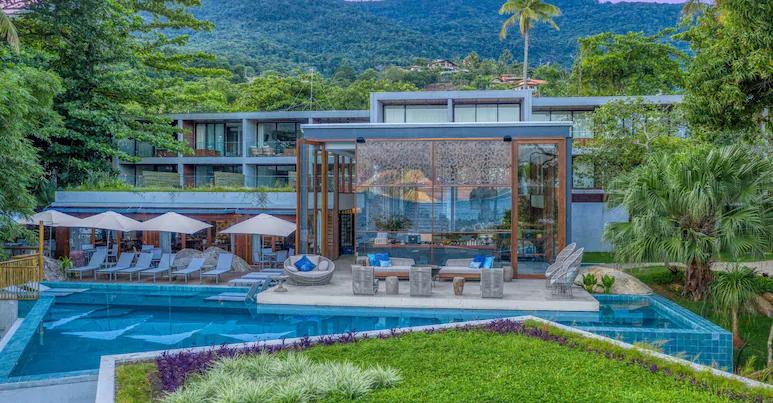 Hotéis para se conhecer em 2021:  Wyndham Ilhabela Casa di Sirena - São Paulo