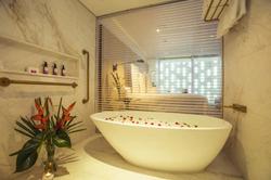 Hotel Emiliano - Suite- Banheiro