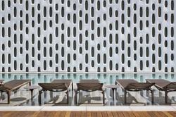 Hotel Emiliano - Área Externa - Piscina (1)