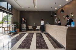 Hotel Estação 101 Itajaí - Recepção