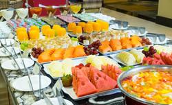 Wyndham Golden Foz Suítes - Buffet - Café da Manhã