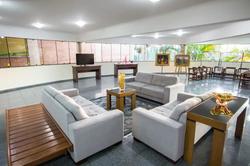 Vilage Inn All Inclusive Poços de Caldas - Saguão