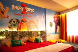 Novotel Itu Terras de São José Golf & Resort - Apto Tematico Angry Birds