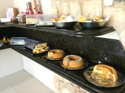Hotel Des Basques- Buffet- Café da manhã