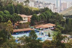 Vilage Inn All Inclusive Poços de Caldas - Vista Aérea