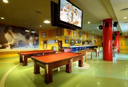 Grand Palladium Imbassaí Resort & Spa - Bar Esportivo