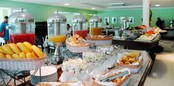 Bahia Plaza Hotel - Buffet - Café da Manhã (1)