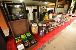 Pousada Jurara - Barreirinhas - Café da manhã