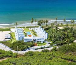 B Blue Beachhouses- Vista Aérea