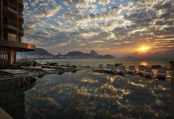 Fairmont Rio de Janeiro - Área Externa - Piscina