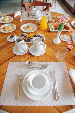 A Concept Hotel- Café da manhã