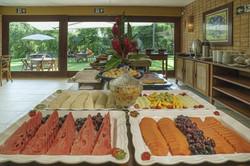 Hotel Via dos Corais - Café da manhã - buffet