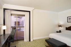JW Marriott Hotel Rio- Apto Duplo Casal - Com varanda