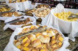 Vilage Inn All Inclusive Poços de Caldas- Café da manhã - Buffet