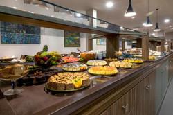 Hotel Laghetto Alegro Pedras Altas - Buffet - Café da manhã