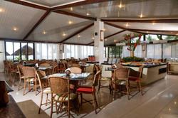 Village Barra Hotel- Restaurante - Área do café da manhã