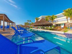 Ocean Palace Beach Resort e Bungalows - Área externa (2)