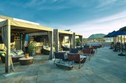 JW Marriott Hotel Rio- Terraço - Área externa