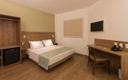Sleep Inn Vitória Praia do Canto - Apto Duplo Casal