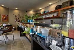 Tabaobi Smart Hotel - Buffet - Café da M