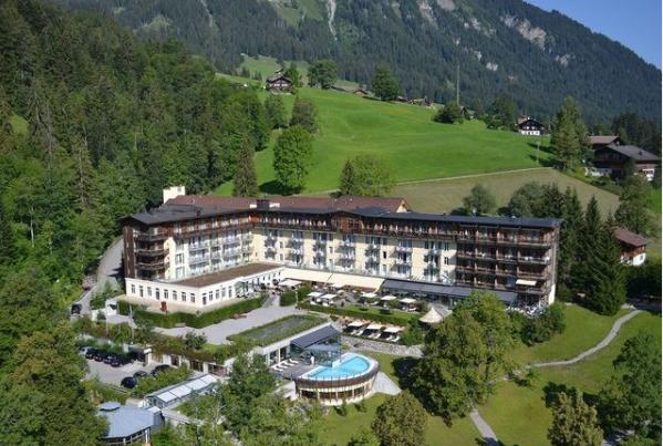 Lenkerhof Gourmet Spa Resort – Relais & Château (Lenk, Suíça)