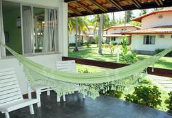 Village Paraíso Tropical - Quarto Standard - varanda