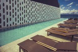 Hotel Emiliano - Área Externa - Piscina