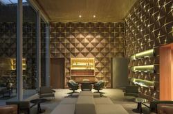 Hotel Emiliano - Lounge Executivo