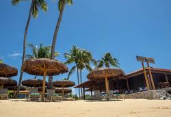 Village Paraíso Tropical - Entrada