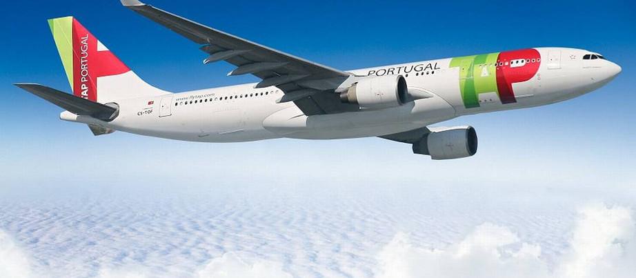 TAP retoma voos ligando o Brasil e a Europa