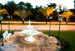Bahia Plaza Hotel - Área Externa