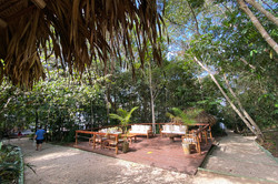 Anavilhanas Lodge- Área Externa -