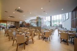 Hotel Laghetto Viverone Estação - Área do café da manhã