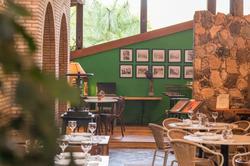 Hotel Canto das Águas- Restaurante