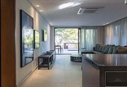 Kuara Hotel - Apto Suíte Super Luxo com sala