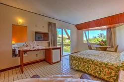 Aldeia da Praia Hotel - Apto Duplo Casal - Com varanda