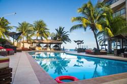 Village Barra Hotel - Área externa - Piscina