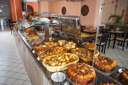 Aram Ponta Negra - Buffet- Café da manhã (1)