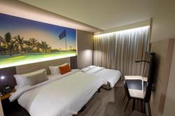 Novotel Itu Terras de São José Golf & Resort - Apto Triplo